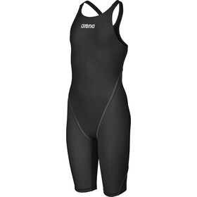 arena Powerskin St 2.0 Short Leg Open Full Body Suit Jenter black